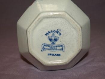 Early Masons Ironstone Vase (4)