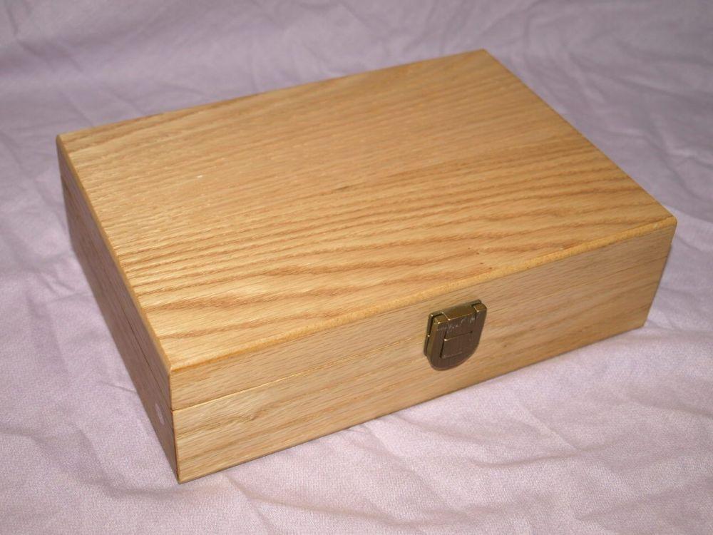 Mah Jong Set in Wooden Case.