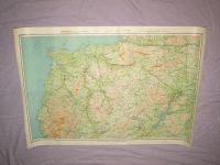 Bartholomew's ¼ Inch Map Of Ireland, Wexford-Tipperary.