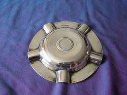 Southport Motor Club and British Beach Racing Club Silver Chester Ashtray. 1