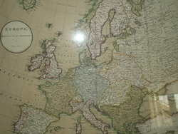 Map Of Europe By J Russell 1801 (3)