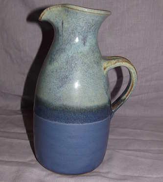 Canterbury Pottery 2 ½ Pint Jug.