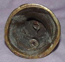 Beautiful Brass Lady Bell (3)