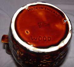 Treacle Glazed Jug Wood Ware (5)