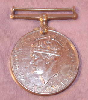 1939 1945 WW2 War Medal (2)