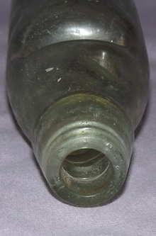Victorian Codd Marble Bottle Hepworth (3)