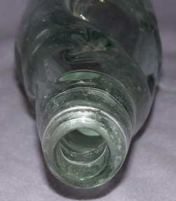 Victorian Codd Marble Bottle C Pett (2)