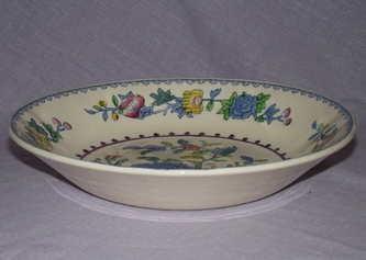 Masons Regency Cereal Bowl.