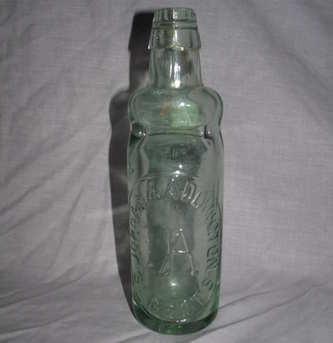 Victorian Codd Bottle, S Jordan.