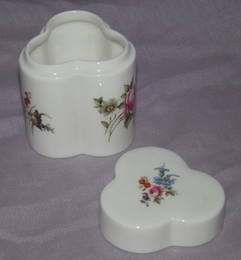 Royal Worcester Trinket Box (3)
