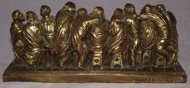 The Last Supper Ornament (2)
