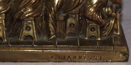 The Last Supper Ornament (3)