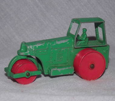 Matchbox Aveling Barford Road Roller No1.