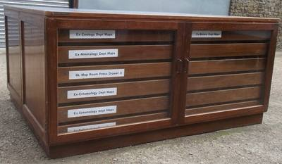 architects plan chest of drawers