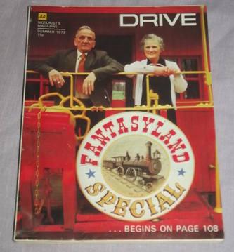 Drive Magazine Summer 1973.