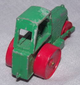 Matchbox Aveling Barford Road Roller No1 (2)