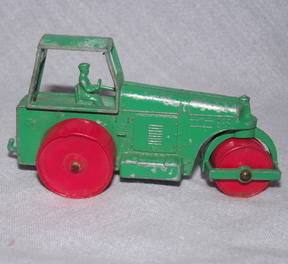 Matchbox Aveling Barford Road Roller No1 (3)