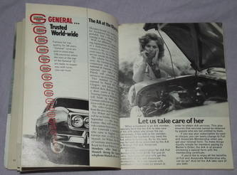Drive Magazine Eating Out Summer 1972 (3)