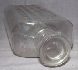 Professor Benbow Victorian Bottle (4)