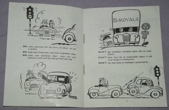 AA Safety Through Courtesy Booklet 1950s (3)