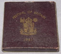 1951 Festival of Britain Crown (4)