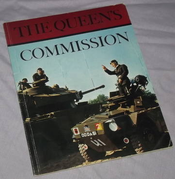 The Queens Commission Book.