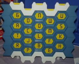 Junior Blockbuster Board Game by Waddingtons.