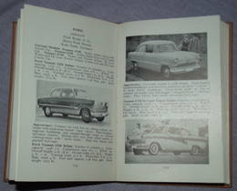 The Observers Book of Automobiles 4th Edition 1958 (3)