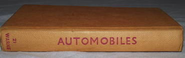 The Observers Book of Automobiles 4th Edition 1958 (6)