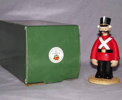 Robert Harrop Camberwick Green, Sgt Major Grout, CG17.