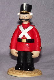 Robert Harrop Camberwick Green Sgt Major Grout CG17