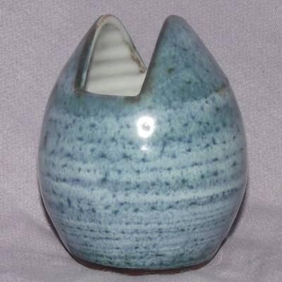 Folkestone Pottery Vase.