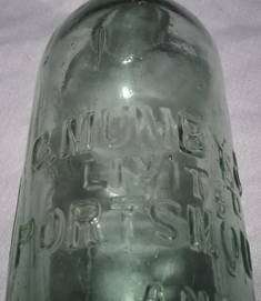 Victorian Soda Water Bottle C Mumby (3)