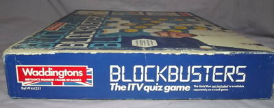 Blockbusters Board Game by Waddingtons (6)