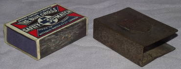 Hamburg Matchbox Holder (2)