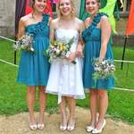 Woodchester Mansion Festival Wedding 2