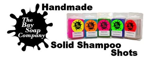 solid shampoo cat