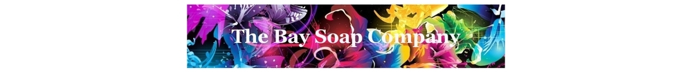 Bay Soap Wholesale Handmade Cosmetics, site logo.
