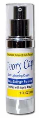 <!-- 000 -->Ivory Caps Skin Whitening Lightening Support Cream