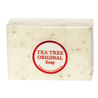Original Tea Tree Soap - Antiseptic/Whitening Soap Bar for Acne Prone Skin W/ Kojic Acid and Vitamin E