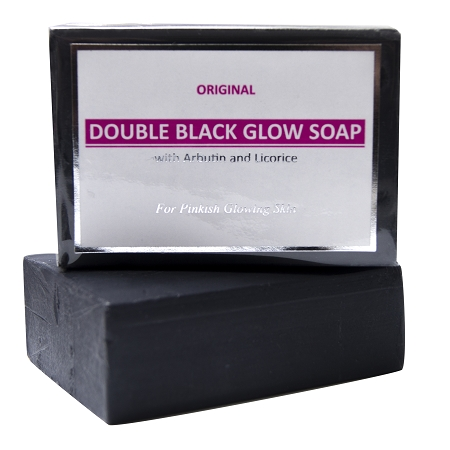 Authentic Arbutin & Licorice Black Soap 120g Whitening & Bleaching Beauty B