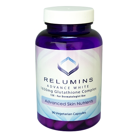 Relumins Advance White 1650mg Glutathione Complex – 15x For Dermatologist U