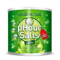 SALTS PHOUR bottle - AlkalineCare Helps the remineralization of the body, helping your muscles, bones and joints stay youthful.