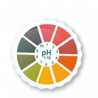 AlkalineCare 5M pH Paper Roll Litmus Test Paper Strip Roll High Precision PH indicator strips useful to measure the pH of saliva or urine and check th