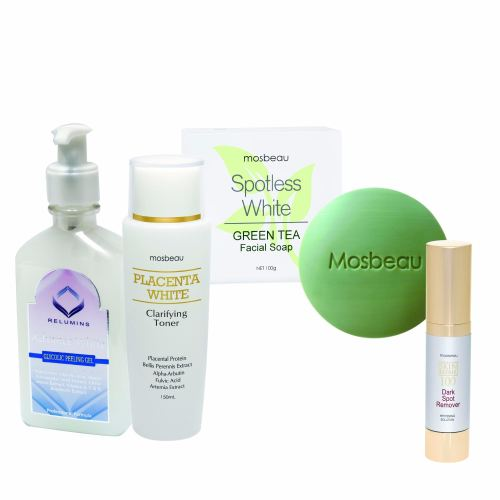Mosbeau Acne Recovery Set - Treat and Erase Acne Scars, Improve Skin Health