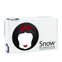Snow Skin Whitening Soap - Natural Lightening Soap With GIGAWHITE and ACE-B3 - 135g Bar