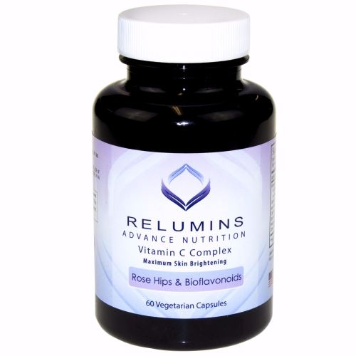 Relumins Advance Vitamin C - MAX Skin Whitening Complex With Rose Hips & B