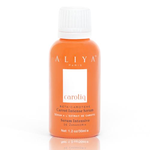 Authentic Aliya Paris Carotiq Carrot Intense Serum - Removes Dark Spots & D