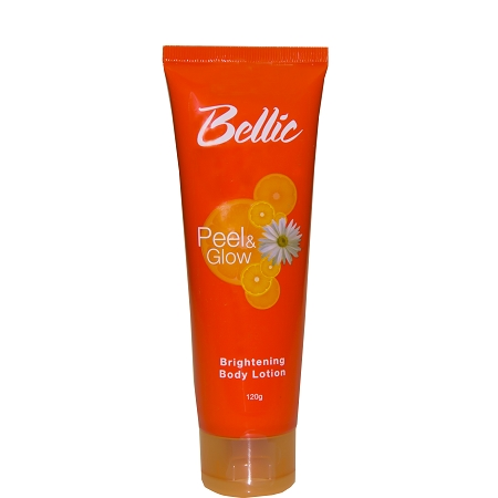 Bellic Peel and Glow Brightening Lotion - Reveal Radiant Skin with Kojic Ac