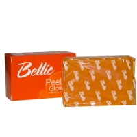 Bellic Peel and Glow Brightening Soap- Kojic Acid Leaves Skin Rejuvenated and Glowing